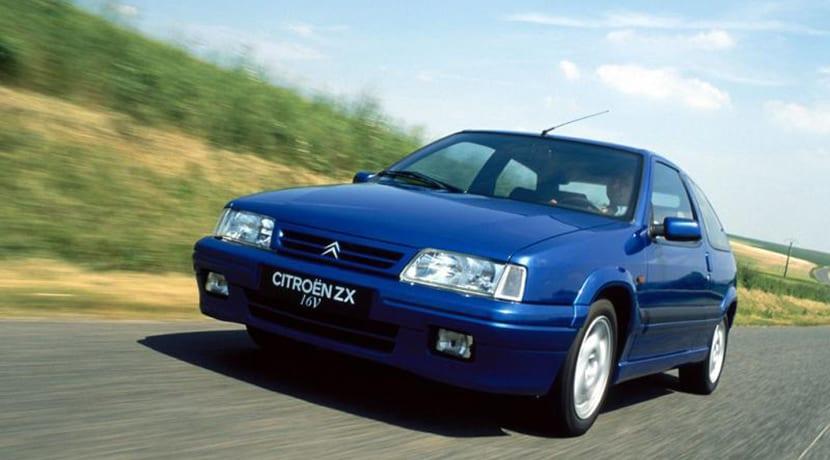Citroën ZX 16 válvulas