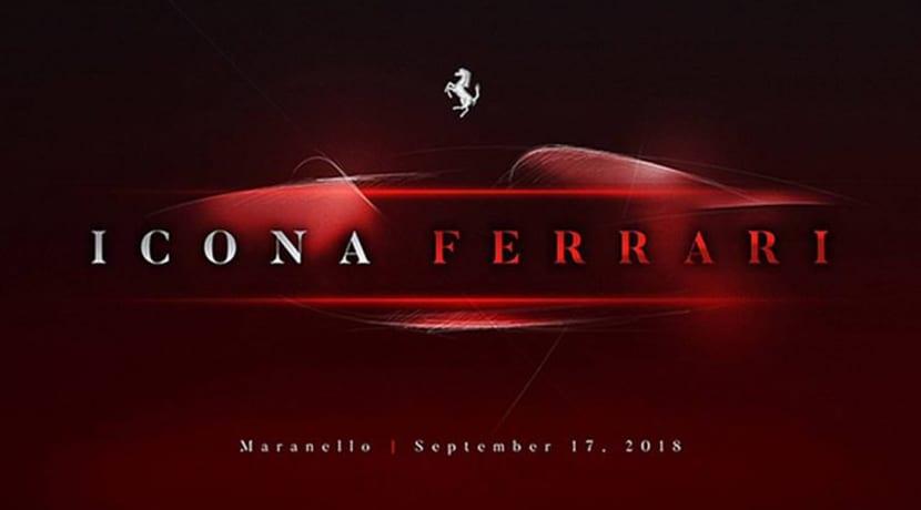 Teaser Ferrari