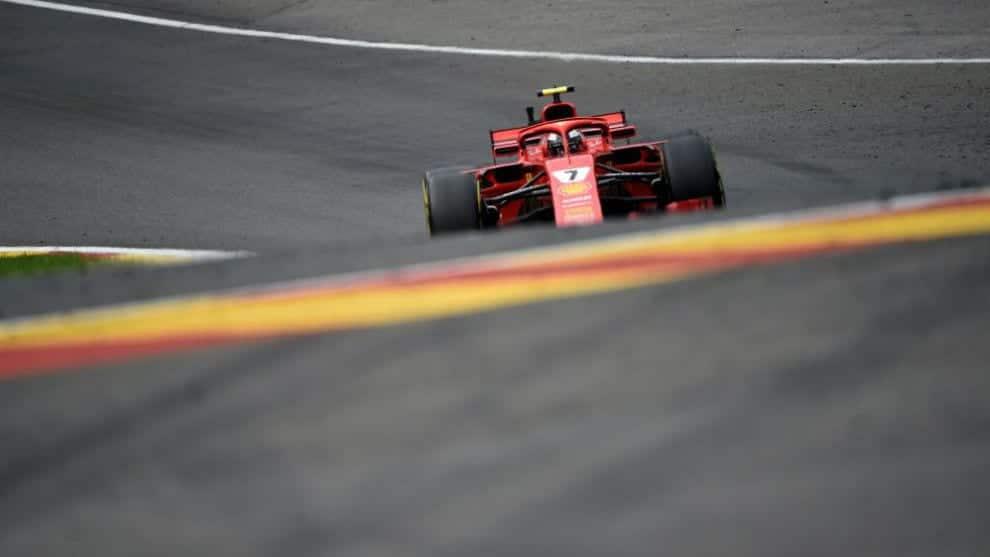 Ferrari GP de Bélgica 2018