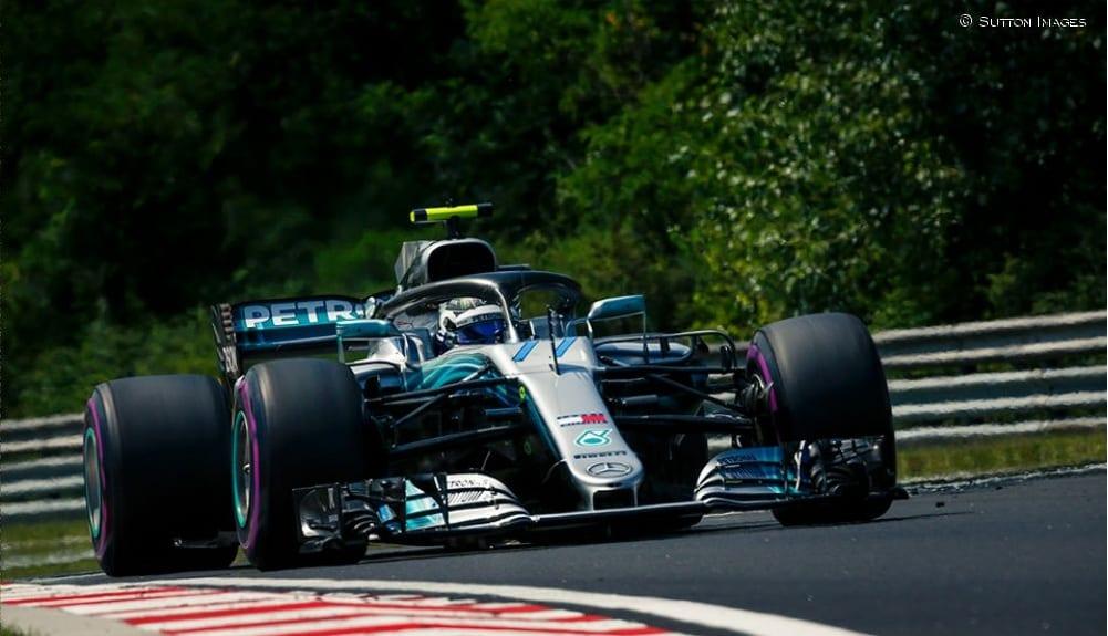 Mercedes GP de Bélgica 2018