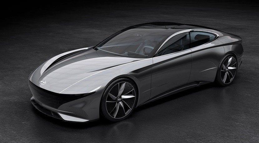 El Hyundai Le fil rouge concept es una muestra de las intenciones de la marca de superar a Alfa Romeo en diseño