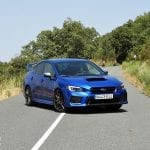 Prueba Subaru WRX STi Rally Edition exteriores