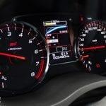 Prueba Subaru WRX STi Rally Edition detalles interiores