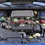 Prueba Subaru WRX STi Rally Edition detalles exteriores