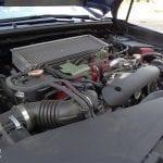 Prueba Subaru WRX STi Rally Edition motor
