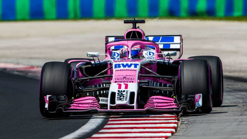 Racing Point Force India