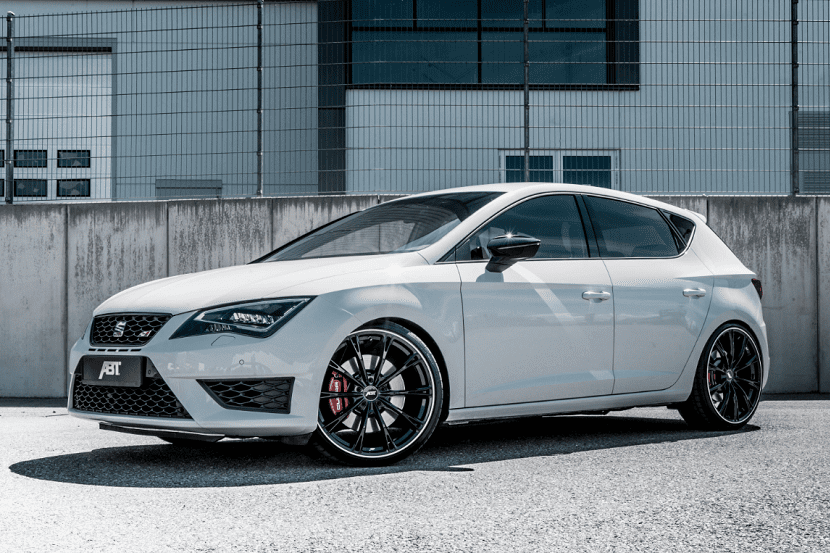 st cupra 300 carbon edition un seat le n con 370 cv. Black Bedroom Furniture Sets. Home Design Ideas