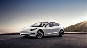 Tesla Model 3 aumento de ingresos