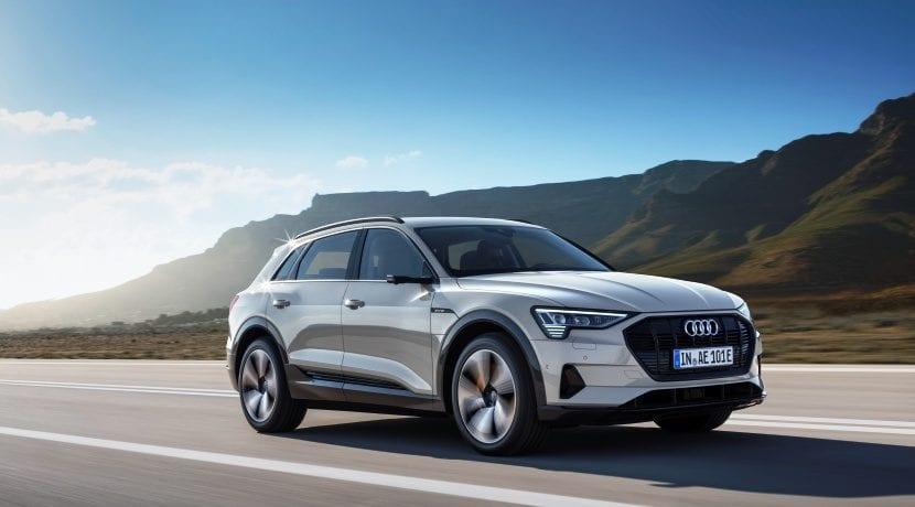 Coches eléctricos de 2019 Audi e-tron