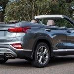Hyundai Santa Fe Cabriolet One-Off