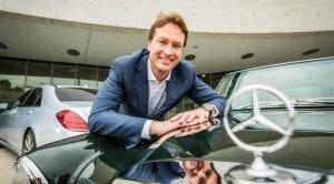 Ola Källenius - Daimler AG - Mercedes-Benz