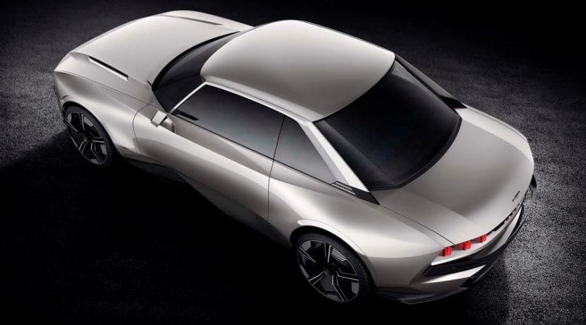 Peugeot E Legend Concept Autonomo Y Electrico Pero Pasional