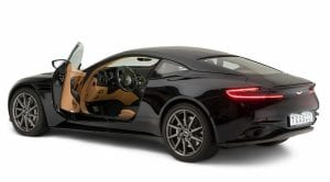 Aston Martin DB11 blindado