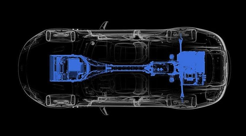 Prestaciones del Aston Martin Rapide E