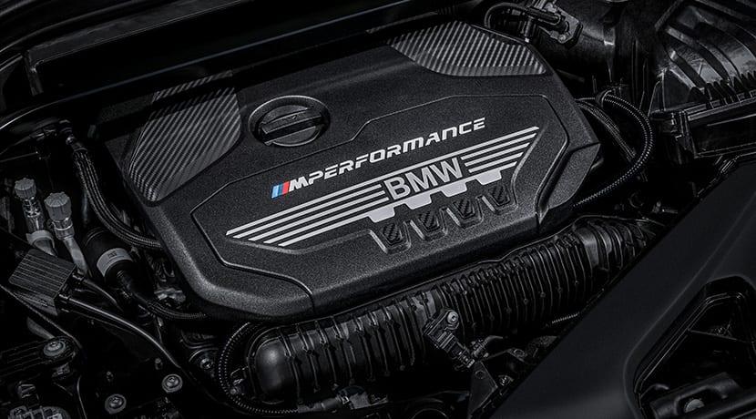 Motor del BMW X2 M35i