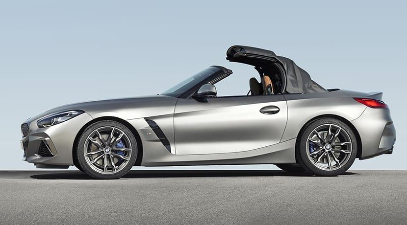 BMW Z4 capota