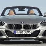 BMW Z4 frontal