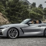 BMW Z4 descapotado