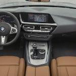 BMW Z4 diseño interior