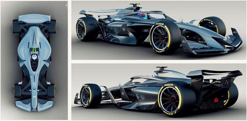Prototipo F1 2021