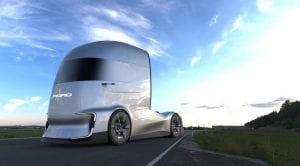 Camión eléctrico Ford F-Vision