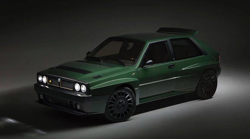 Lancia Delta Futurista de Automobili Amos