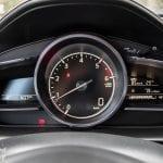 Instrumentación del Mazda CX-3 2018