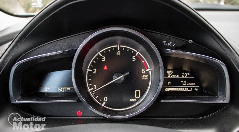 Prueba del Mazda CX-3 2018