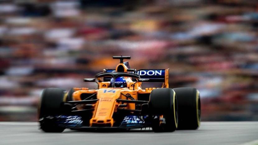 MCL33 de McLaren