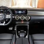Mercedes-AMG A 35 interior