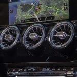 Mercedes-Benz Clase A Sedán interior