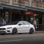 Mercedes-Benz Clase A Sedán exterior