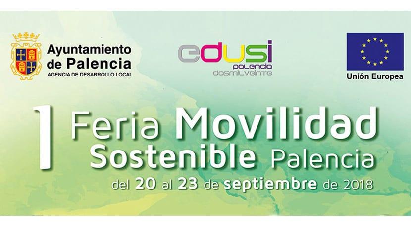 Feria de Movilidad Sostenible Palencia