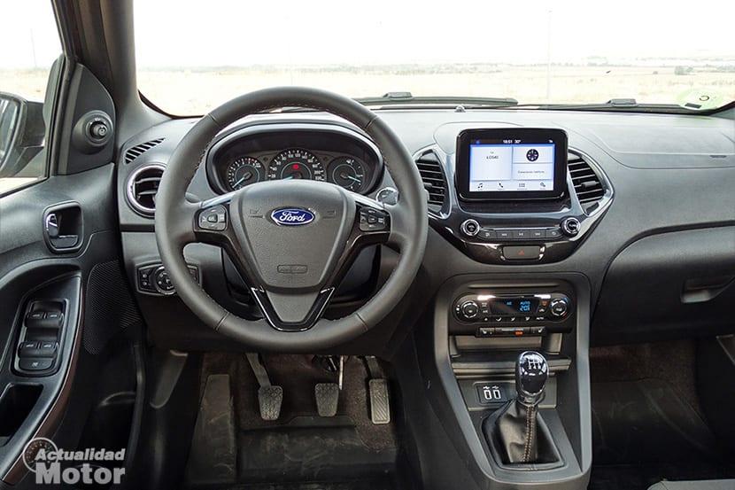 Prueba Ford Ka Active 85 Cv Interesante Logico Barato Y Muy Amplio