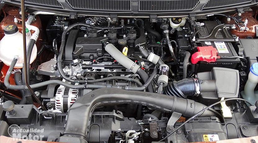 Prueba Ford Ka+ Active motor 85 CV
