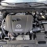 Prueba Mazda6 motor