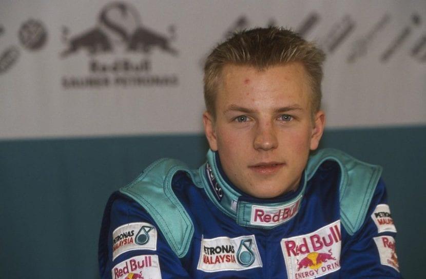 Raikkonen en su época en Sauber