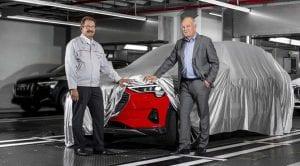 El Audi e-tron inicia su producción