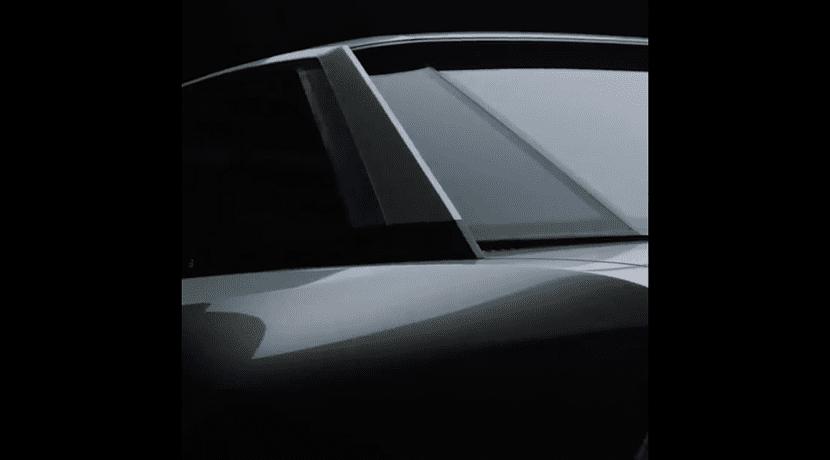 Teaser del prototipo de Peugeot 504