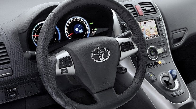 Android Auto Toyota