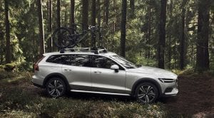 Volvo V60 Cross Country offroad