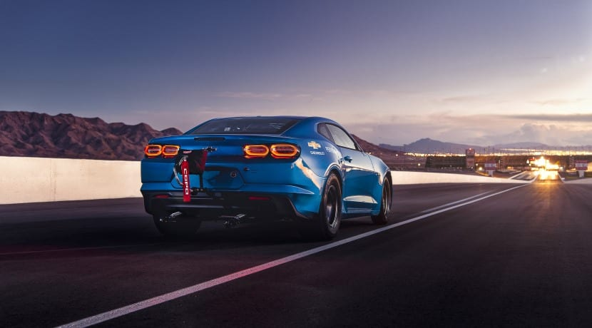 Chevrolet eCOPO Concept SEMA Show 2018