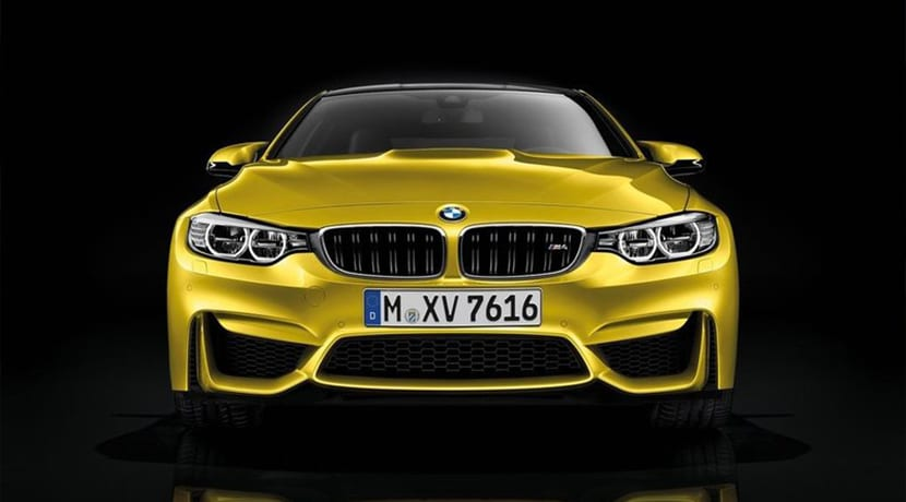 Ficha BMW M4