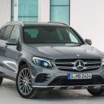 Ficha Mercedes Clase GLC