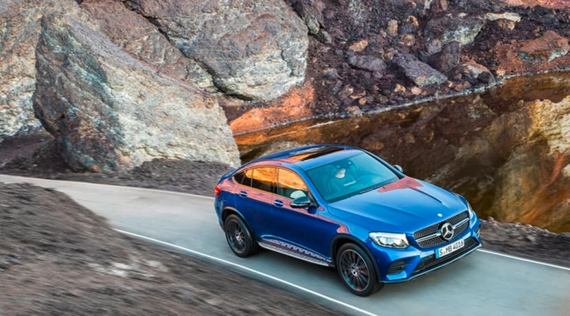 Ficha Mercedes GLC Coupe