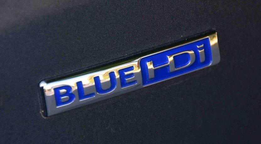 Grupo PSA diésel BlueHDi 0