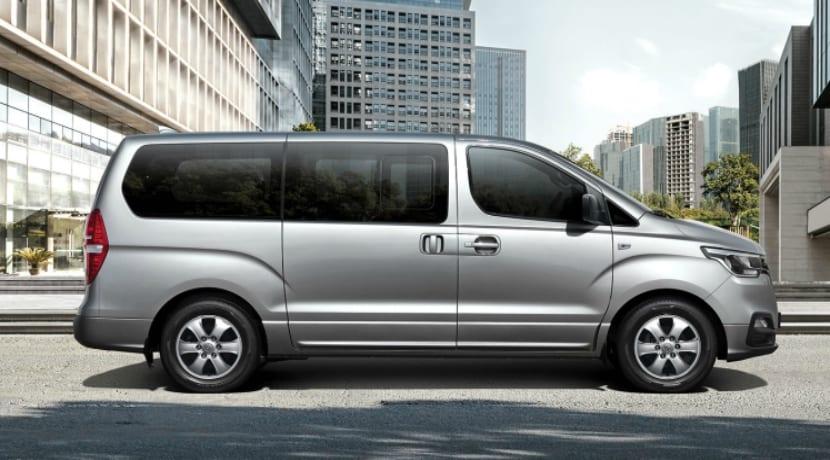 Hyundai H1 Travel 2018