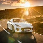 Jaguar F-Type Chequered Flag