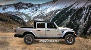 Jeep Scrambler Render