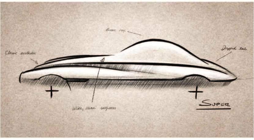 Morgan Super prototipe